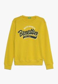 Benetton - Sweatshirts - yellow - 0