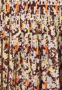 Tory Burch - PLEATED TIE WRAP SKIRT - Pleated skirt - reverie - 2