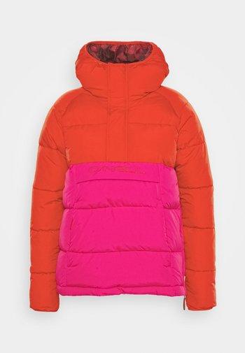 O'RIGINALS - Outdoor jakke - fiery red