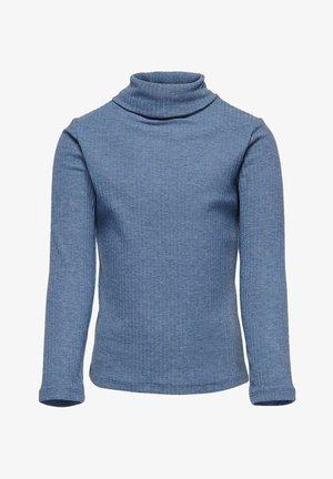 Longsleeve - bijou blue