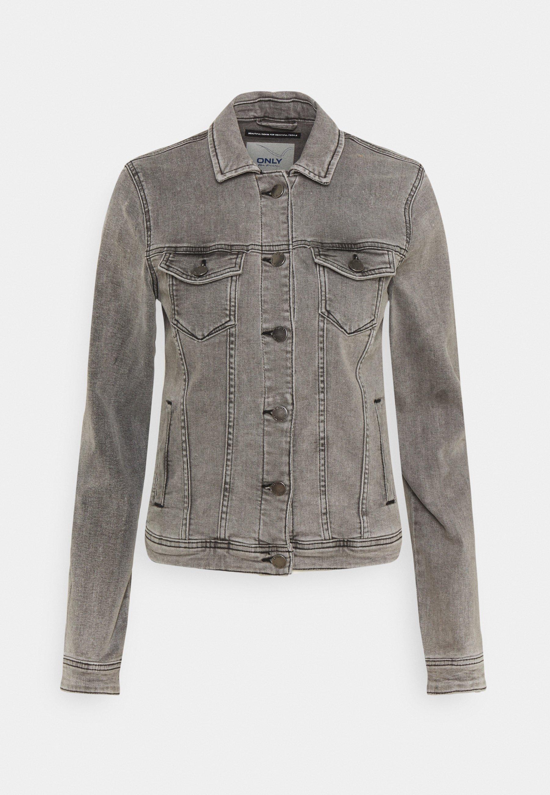 Women ONLTIA JACKET - Denim jacket