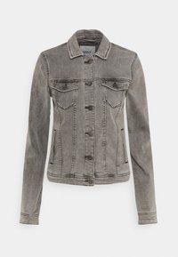 ONLY Tall - ONLTIA JACKET - Denim jacket - grey denim - 0