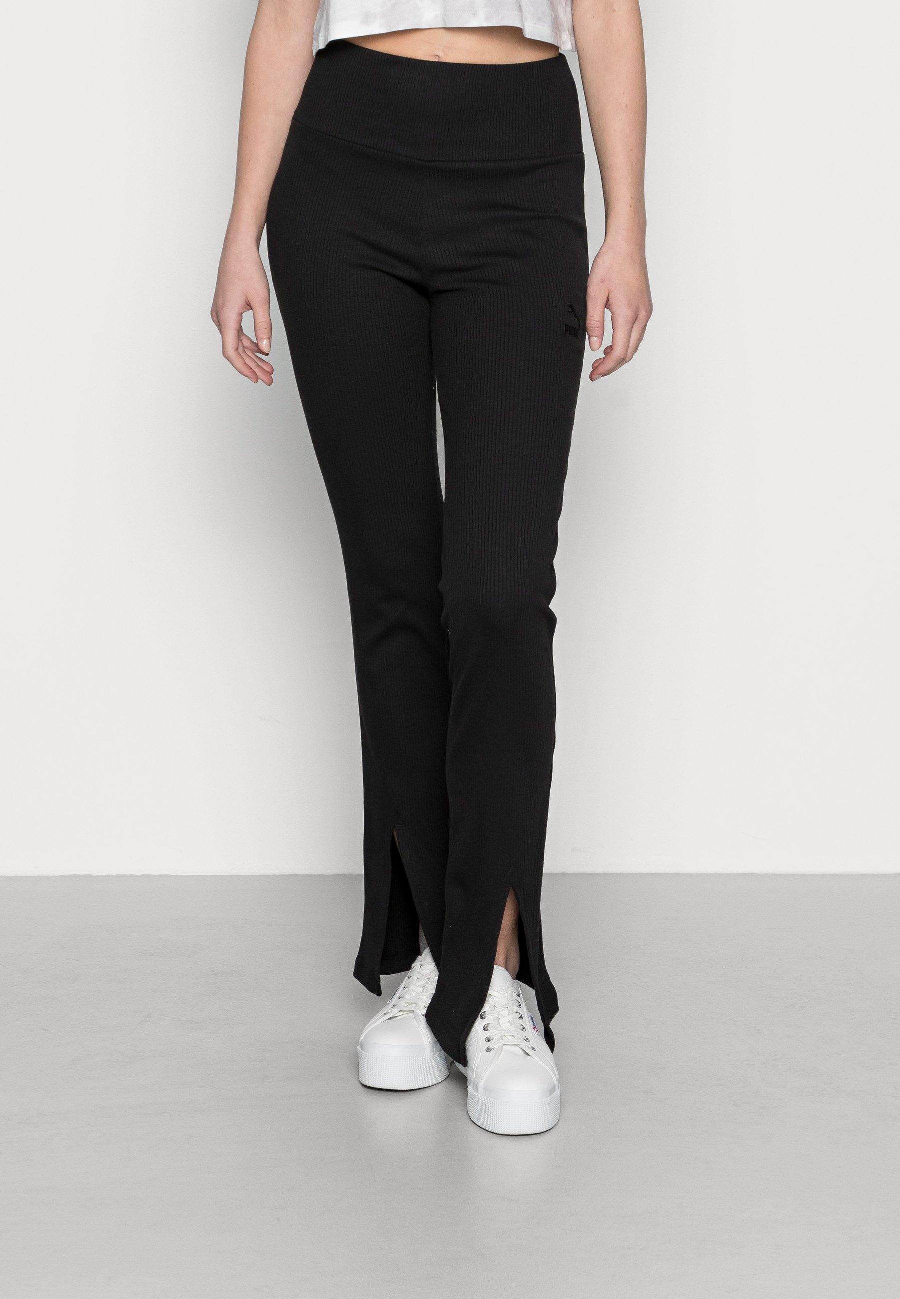 Mujer CLASSICS SLIT PANTS - Leggings