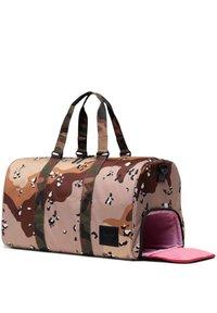 Herschel - NOVEL DUFFEL TASCHE - Sports bag - desert - 2