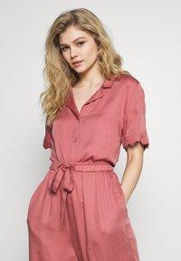 Underprotection - JANE - Pyjama top - coral - 0