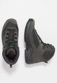 Lowa - TAURUS II GTX MID - Hiking shoes - anthrazit - 1