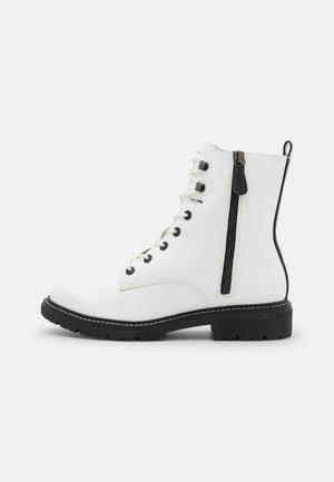 Veterboots - white