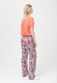 Dea Kudibal - COCO - Trousers - floral - 2