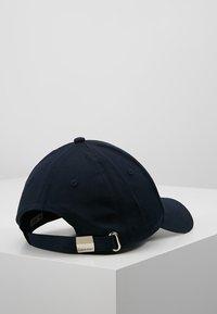 Calvin Klein - METAL - Casquette - dark blue - 2