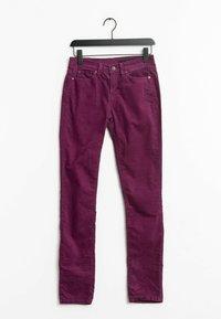 Calvin Klein Jeans - Slim fit jeans - pink - 0