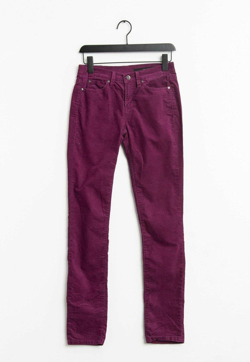 Calvin Klein Jeans - Slim fit jeans - pink