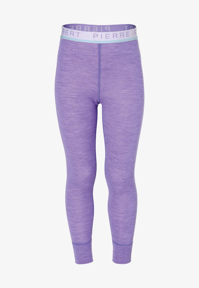 BASE LAYER  - Leggings - Trousers - lilac
