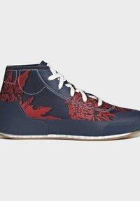 adidas by Stella McCartney - ADIDAS BY STELLA MCCARTNEY TREINO MID-CUT PRINT SHOES - Sneakers alte - blue - 6