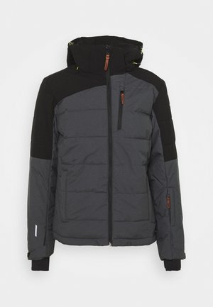 CHANUTE - Winterjacke - lead grey