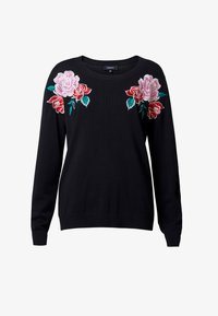 Desigual - BY MARIA ESCOTÉ - Sweter - black - 4
