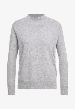 MOCKNECK  - Pullover - light grey
