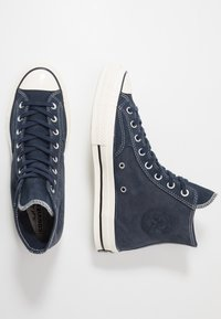 Converse - CHUCK TAYLOR ALL STAR 70 - High-top trainers - obsidian/egret/black - 1