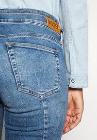 Diesel - D-EBBEY-K - Jeans Skinny Fit - blue denim - 3
