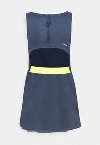 adidas Performance - DRESS - Sports dress - crenav/aciyel - 1