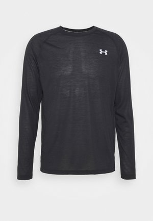 STREAKER  - Long sleeved top - black