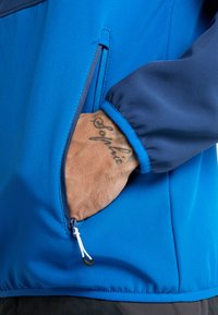 Regatta - AREC  - Soft shell jacket - dark blue/blue - 4