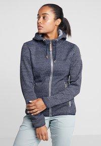 Icepeak - ARLEY - Fleece jacket - dark blue - 0