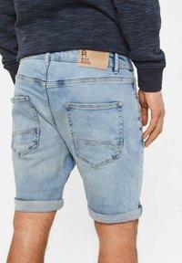 WE Fashion - Jeans Shorts - light blue - 2