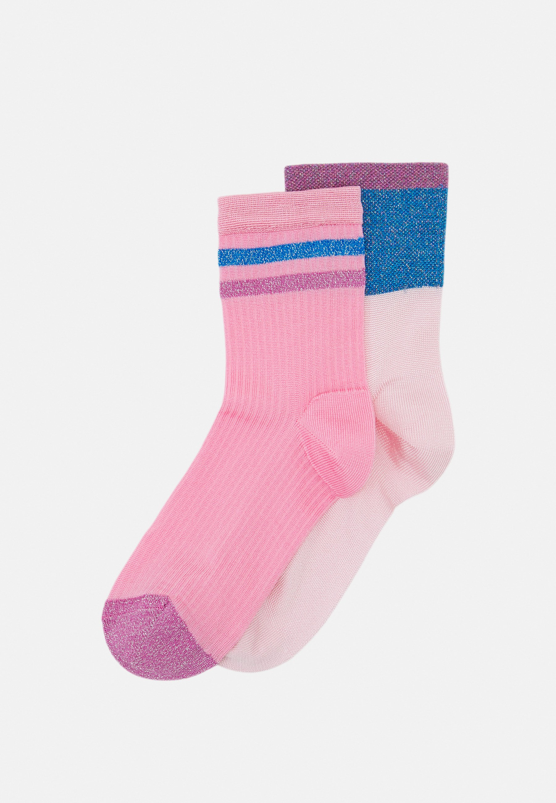 Femme INES ANKLE CHARLOTTE 2 PACK - Chaussettes