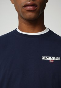 Napapijri - S-ICE LS - Långärmad tröja - medieval blue - 3