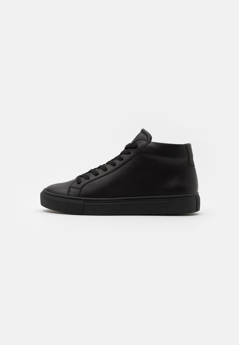 GARMENT PROJECT - TYPE SOLE VEGAN - High-top trainers - black