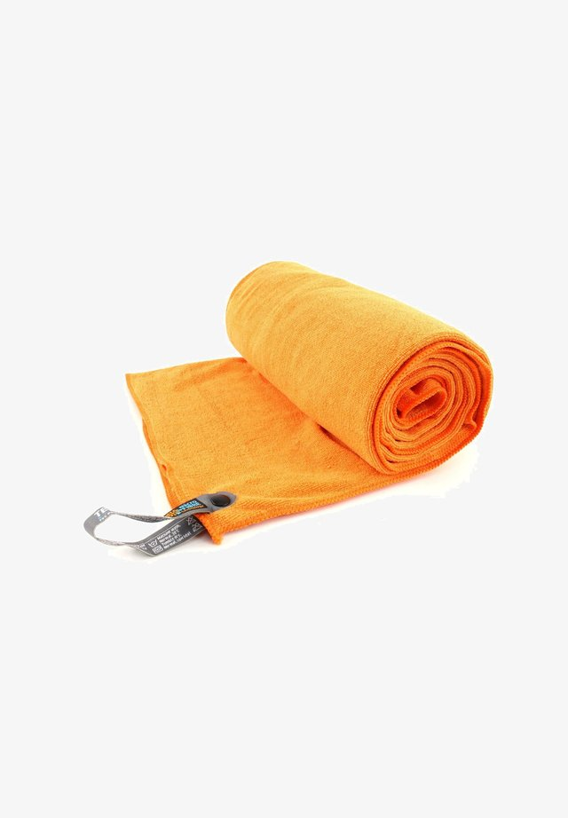 Beach towel - orange