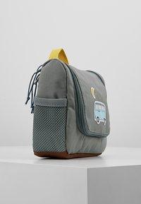 Lässig - MINI WASHBAG ADVENTURE KULTURBEUTEL - Handbag - olive - 4