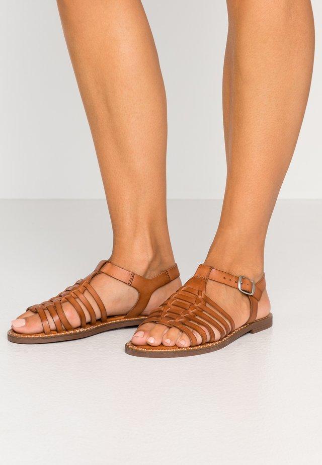 LUCIA - Sandals - tan