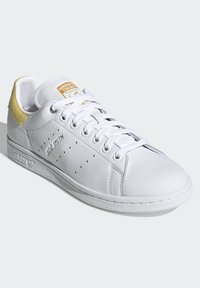 adidas Originals - STAN SMITH  - Sneakersy niskie - ftwwht/silvmt/coryel - 4