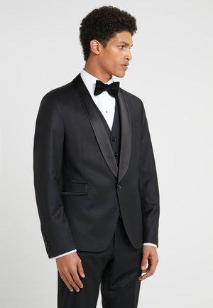 BELLAC - Suit jacket - black