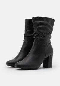 New Look - EXISTANCE - Kotníkové boty - black - 2