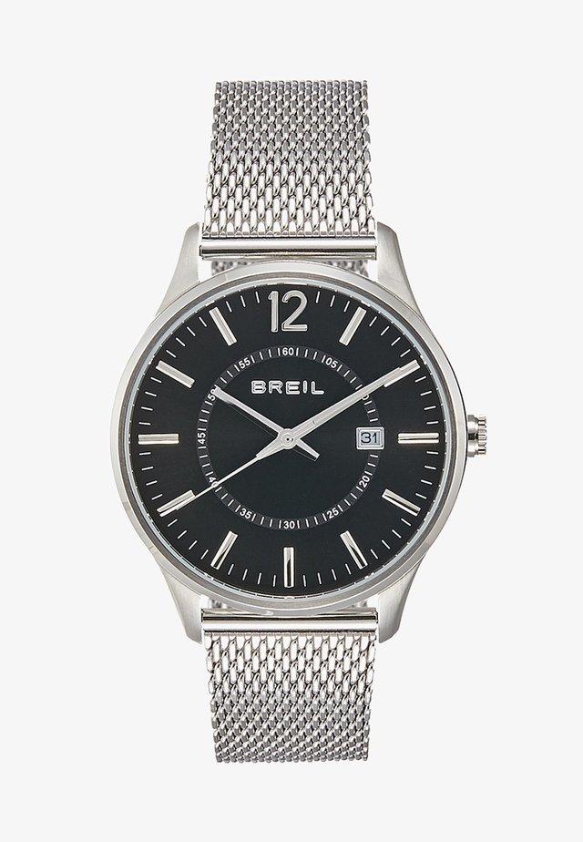 CONTEMPO 3-HAND - Watch - silver/black