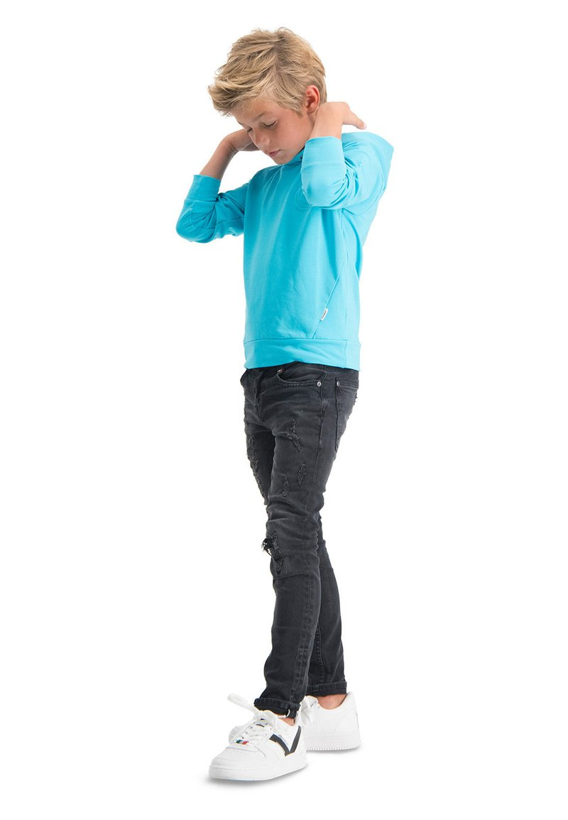 Vingino - ANZIO - Jeans Skinny Fit - dark grey vintage
