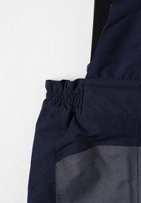 Vaude - KIDS SNOW CUP PANTS - Snow pants - eclipse - 5