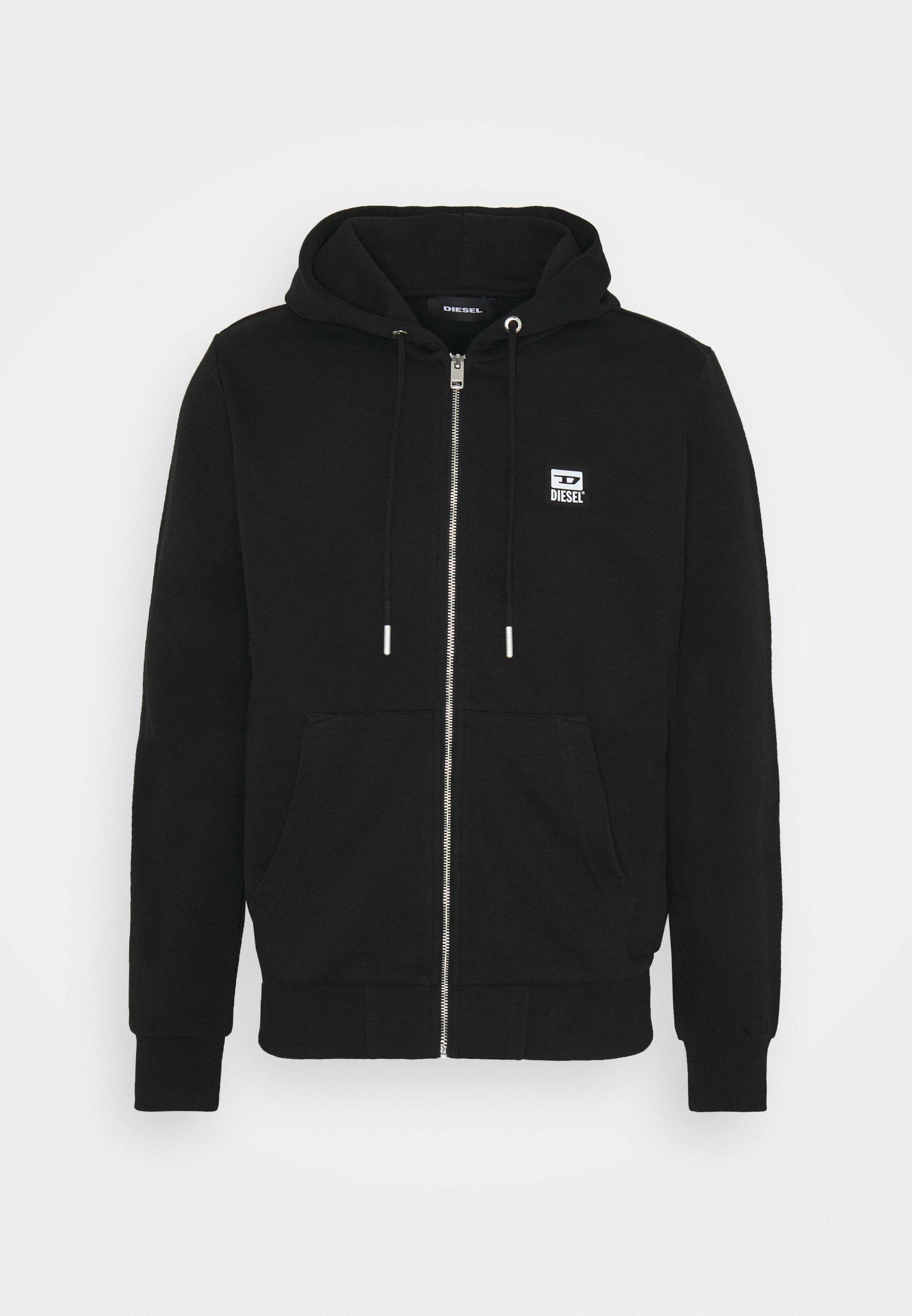 Men GIRK HOOD ZIP - Zip-up sweatshirt