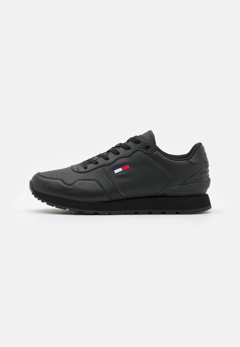 Tommy Jeans - LIFESTYLE RUNNER - Sneakers basse - black