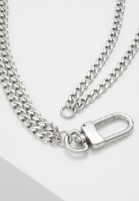 Vitaly - KABEL - Necklace - silver - 2