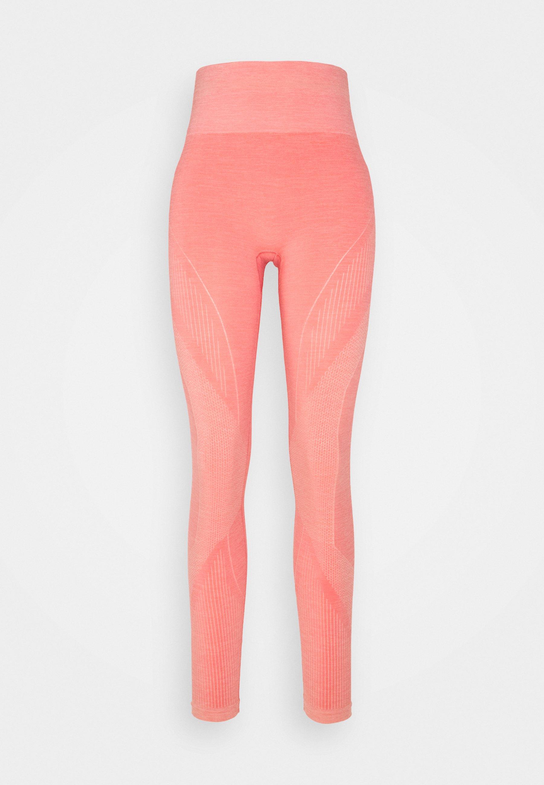 Femme HMLJOY SEAMLESS HIGH WAIST TIGHTS - Collants