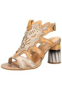 LAURA VITA - Sandalen met hoge hak - beige - 2