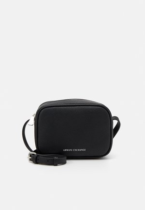 CAMERA CASE - Schoudertas - nero