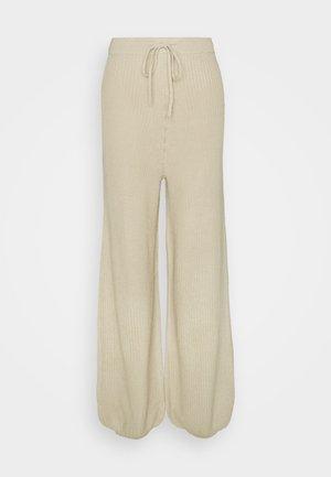 ELLIOT BALLOON - Pantalon de survêtement - cream