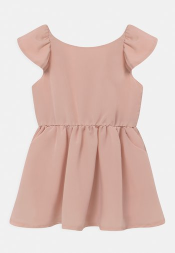NMFFINCH CAPSL - Cocktail dress / Party dress - peach whip