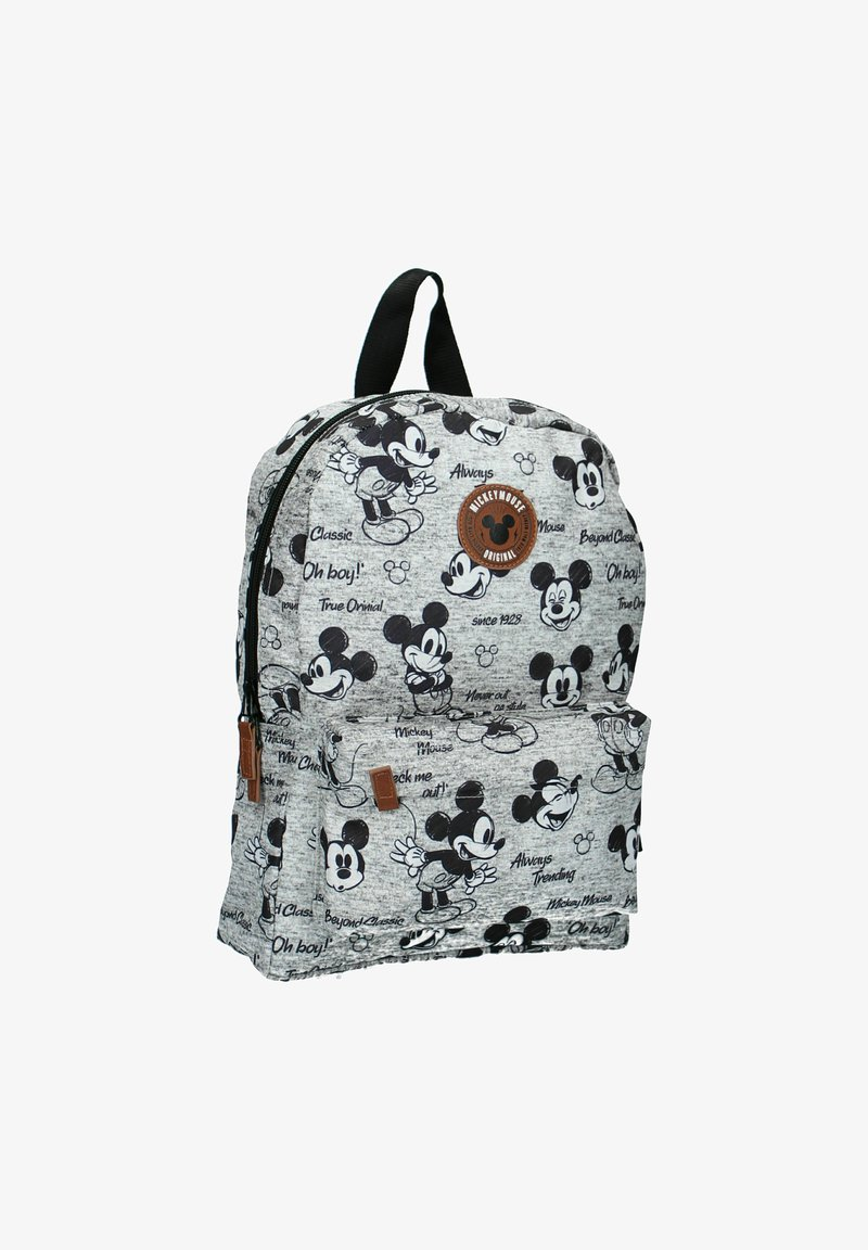 Kidzroom - DISNEY MICKEY MOUSE - Zainetto - grey