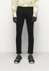 Versace Jeans Couture - Jeansy Slim Fit - nero - 0