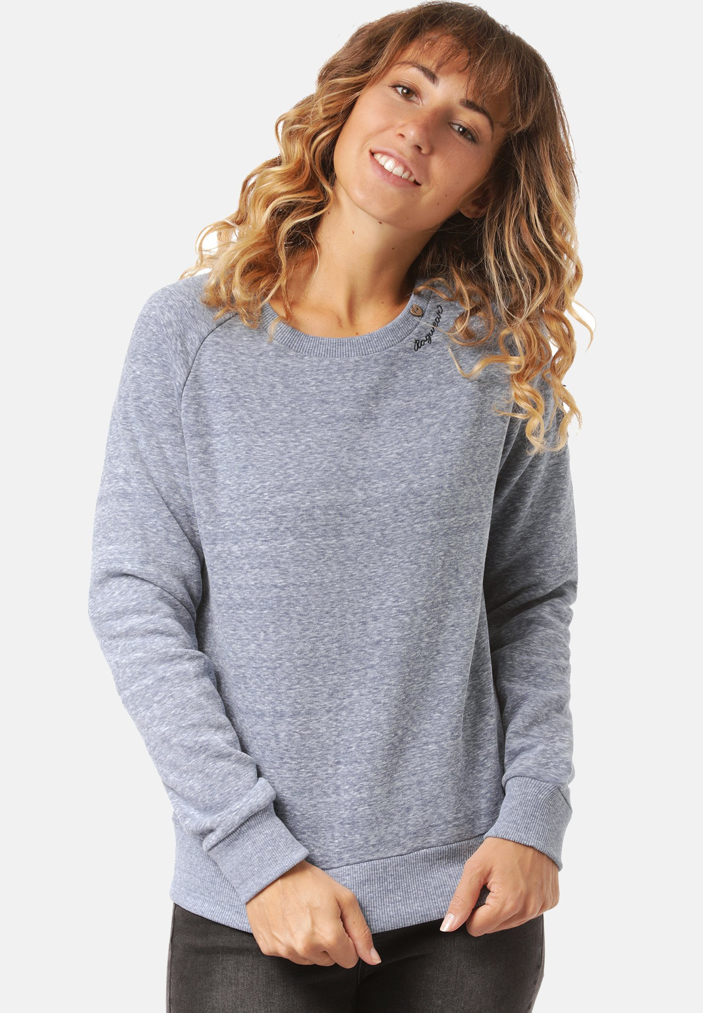 Ragwear Sweater - blue - Dames jas Aanbod